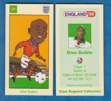 England Dion Dublin Coventry City (BP)